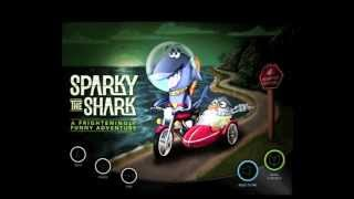 Sparky Shark - Children's Book YouTube video
