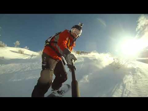 Off-Piste Powder Snowboard Mission 2016 Trailer