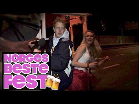 Norges Beste Fest #2: Russefest (видео)
