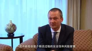 The growth of China and Russia CIS project cargo