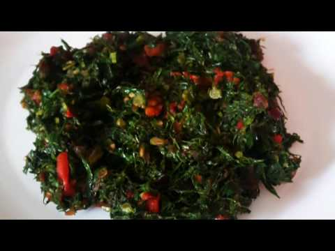 HOW TO COOK SUKUMA WIKI /KALES... Real Kenyan Kitchen