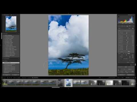Creating a Natural Landscape HDR Effect in Lightroom – Lightroom 4 Tutorial