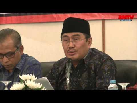 ICMI: Pemerintah Jangan Cuma Bikin Gaduh
