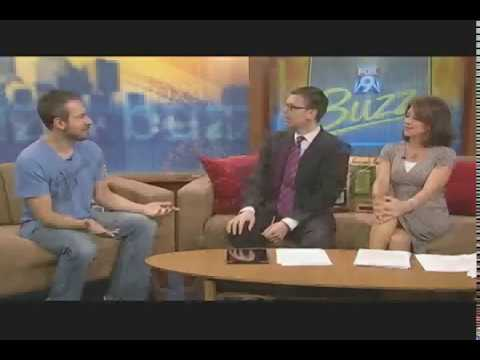 Joe Matarese addressing the awkwardness when a comedian has to do the morning news