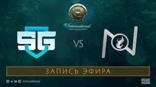 SG vs unknown.xiu, The International 2017 Qualifiers [Jam]
