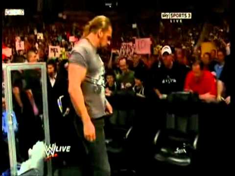 Get him a bodybag, yeah! (WWE Raw 3/21/11)