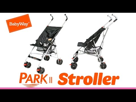 BabyWay Park 2 Stroller Store Demo - Direct2Mum