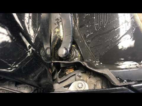 Why Water Gets into my Mercedes ? How to Fix Water Leekage Problem?