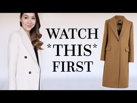 WATCH THIS BEFORE BUYING ANOTHER COAT *life changing*