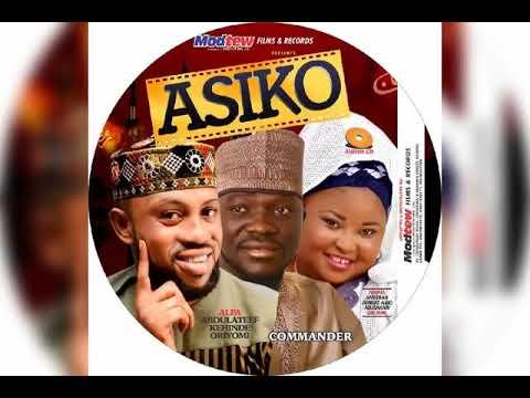 ASIKO (Time) - Olorin Agbaye Commander with Alhaji Oriyomi kehinde & Alhaja Aminat Ajao