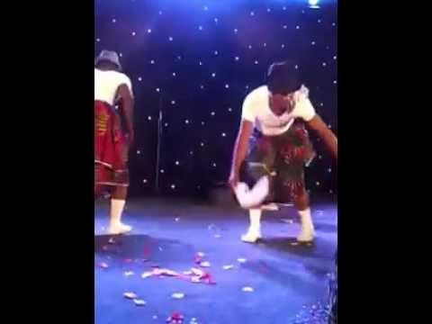 IJAW DANCE IN THE CANADIAN UNIVERSITY OF DUBAI