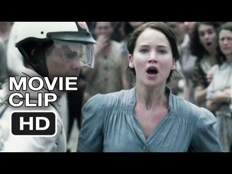 TheHungerGamesMovie - The Hunger Games #1 Movie CLIP - Volunteer As Tribute (2012) HD Movie Visit The Hunger Games Fansite CHANNEL!: http://bit.ly/ACYKSI SUBSCRIBE to The Hunger G...