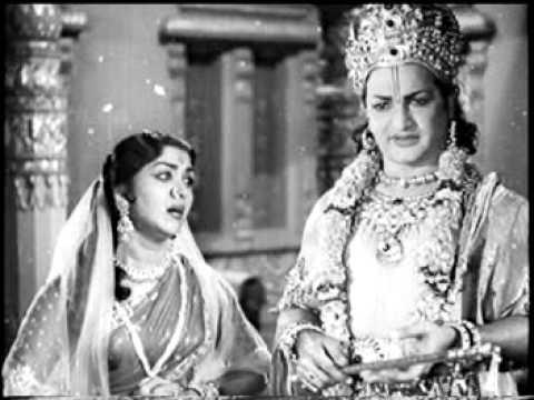 Video krishna challenge before his sister subhadra about yuddham in ntr sri krishnarjuna yuddam. download in MP3, 3GP, MP4, WEBM, AVI, FLV January 2017