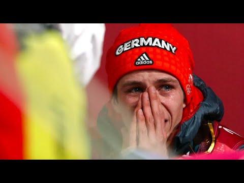 Olympia: Skispringer Andreas Wellinger gewinnt Gold für Deutschland