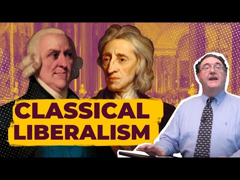 liberalism - Dr. Nigel Ashford explains the 10 core principles of the classical liberal & libertarian view of society and the proper role of government: 1) Liberty as the...