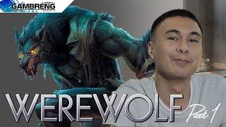 Video Werewolf bareng Raditya Dika part [1/3] - Gambreng MP3, 3GP, MP4, WEBM, AVI, FLV Oktober 2017