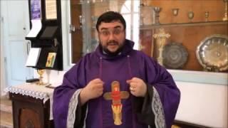 Palavras do Padre Geovane - 1º domingo de Quaresma