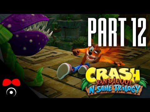 ELEKTRICKÝ ÚHOŘ! | Crash Bandicoot N. Sane Trilogy #12
