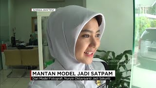 Video Nuryin Oktaviyanti, Mantan Model yang Kini Jadi Satpam MP3, 3GP, MP4, WEBM, AVI, FLV Juli 2018