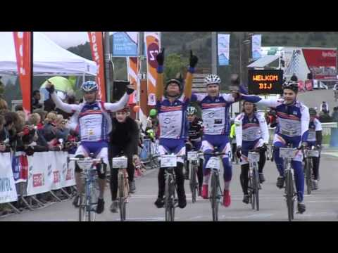 Video of Alpe d'HuZes De Sluis 2012
