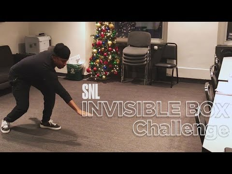 SNL Invisible Box Challenge