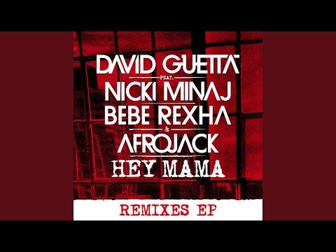 Hey Mama (feat. Nicki Minaj, Bebe Rexha & Afrojack) (Afrojack Remix)