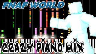 Video Crazy Piano Mix! Stone Cold (FNAF WORLD) Final Boss Theme MP3, 3GP, MP4, WEBM, AVI, FLV Agustus 2018