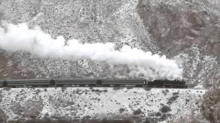Baiyin China  City pictures : steam loco on passenger train at Baiyin, China