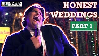 Honest Indian Weddings-AIB