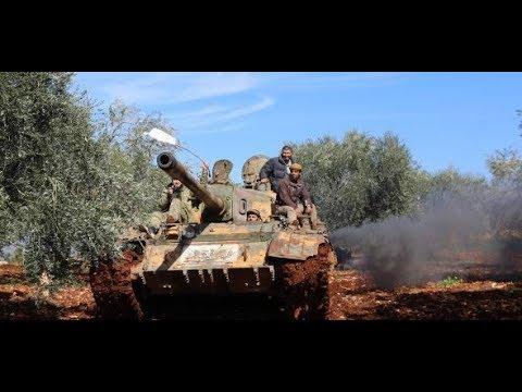 Kurden-Enklave: Syrische Truppen in Afrin eingerückt  ...