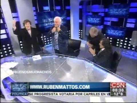 C5N - BUENOS MUCHACHOS 8/06/13 (PARTE 4)