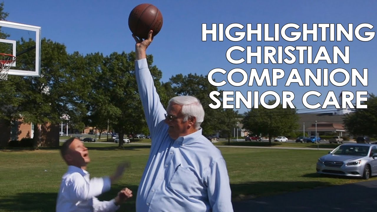 Brand Ambassador: Christian Companion Senior Care