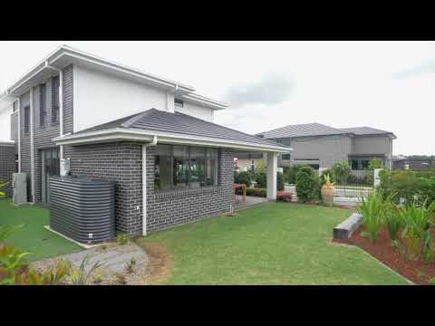 Monier Concrete Horizon tiles - featured on Open Homes Australia