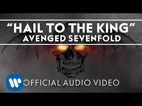 Hail - Avenged Sevenfold's new album 'Hail to the King' is available worldwide. Download on iTunes: http://smarturl.it/hailtotheking.itunes.