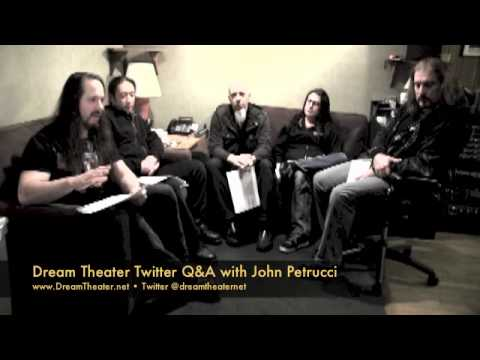Dream Theater Twitter Q&A with John Petrucci, will you use Mesa Royal Atlantic or Mark V as well?