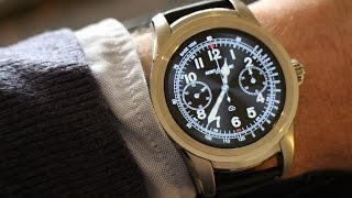 A First impression and hands on review of Montblanc's brand new smartwatch - The Montblanc Summit. Montblanc is the latest luxury watch maker to make the leap to smartwatches, and the Montblanc Summit is the firm's first in this arena. It arrives with a Snapdragon 2100 chipset under the hood, Android Wear 2.1 on screen and a curved Sapphire glass protecting the display from scuffs and scratches. At €890 (around $960, £775, AU$1,250) it's more expensive than the Android Wear watches from the likes of the LG and Huawei, but it's comfortably cheaper than rival Tag Heuer's new Connected Modular. For vlogs subscribe to: http://emkwan.com/vlogs✩ Twitter - http://www.twitter.com/emkwan✩ Instagram - http://www.instagram.com/emkwan✩ Snapchat - @EMKWAN✩ Blog/Website - http://emkwan.com✩ FaceBook - http://www.facebook.com/emkwan.page__Shot on a Canon G7X, Sometimes a Canon Legria Mini X or Go Pro Hero 4 Session__FAQs:- How old are you? - 32 (See My Birthday Vlog Here: https://www.youtube.com/watch?v=mHmuo...)- Where do you live? - Abu Dhabi, UAE- What Phone(s) do you use? - iPhone 7 Plus- What is your job? - Lecturer and Working with brands on social media- What editing program do you use? - iMovie, FCPX and Motion- How long do your vlogs take to edit? - They vary from 15mins - 3 hours +- Where are you originally from? - Born and raised in the UK, Leicester- Are you guys Emirati? - Nope. We are expats from the UK- Are you guys married? How long have you been married? - Yes. Just past the 5 year mark- How do you wear your head gear? - I made a tutorial here http://youtu.be/x6_hA3zM6MA- What sun glasses do you wear? - Rayban Aviators and Justins- Can you get me a job in Dubai? - no sorry, I'm not in recruitmentStill got questions? Submit your questions here #AskEMKWANhttp://emkwan.com/ask__Peace and BlessingsEMKWAN REVIEWS is a weekly channel set up by EMKWAN for unboxing, reviews on technology, cars, watches and lifestyle.EMKWAN is an award winning YouTuber, Digital and Social 