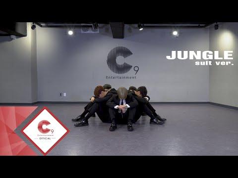 CIX (씨아이엑스) - '정글(Jungle)' Dance Practice (Suit ver.)
