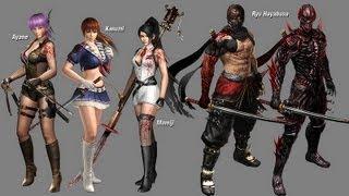 Video Ninja Gaiden 3 Razor's Edge pre order bonus costumes MP3, 3GP, MP4, WEBM, AVI, FLV Desember 2018