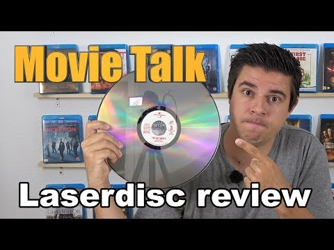Movie Talk - Laserdisc Review