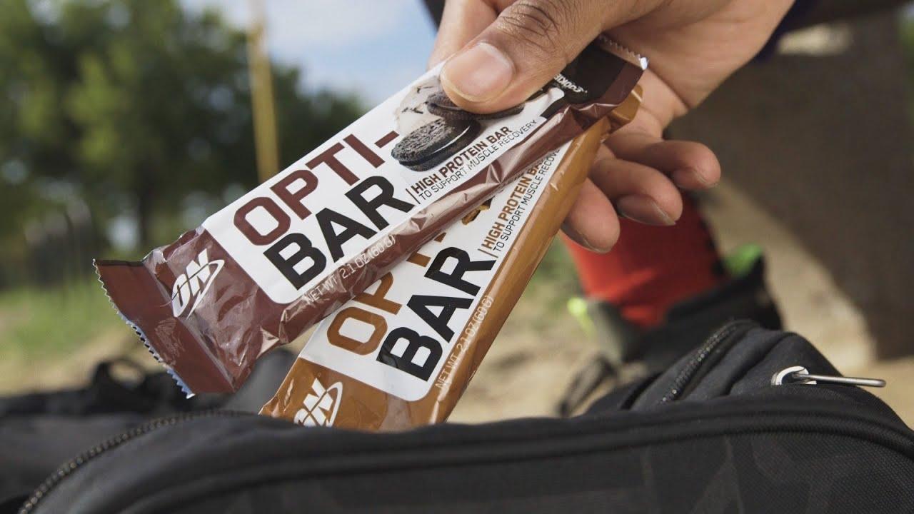 Opti-Bar Protein Bar
