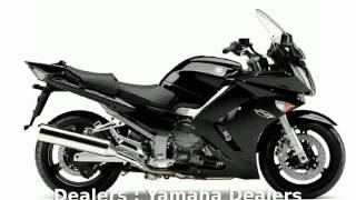 2. 2005 Yamaha FJR 1300 - Specification