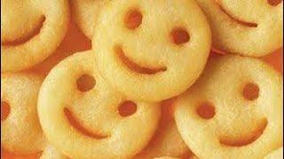 How to make potato smiley (emoji)😃😃😃 in tamil/ Potato smiley recipe/ POTATO SMILEY in tamil