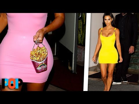 Kim K. Fashion: TRENDY or TRASHY?