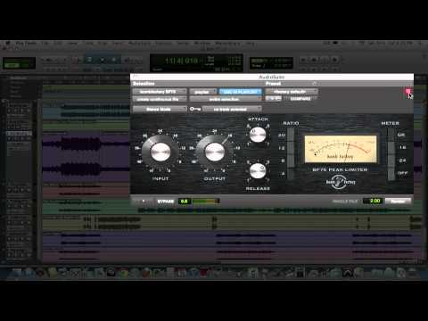 Avid Pro Tools 10 – New Features