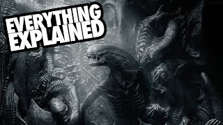 Nonton Alien Covenant  2017  Everything Explained   Prometheus Connections Film Subtitle Indonesia Streaming Movie Download
