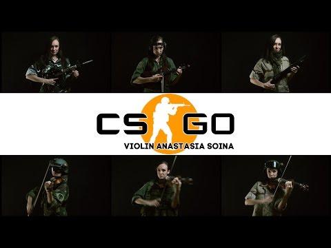 Counter Strike Global Offensive Cs Go - (Anastasia Soina Violin)