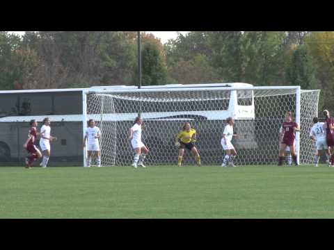Alma College Women's Soccer vs Calvin College - October 12, 2011
