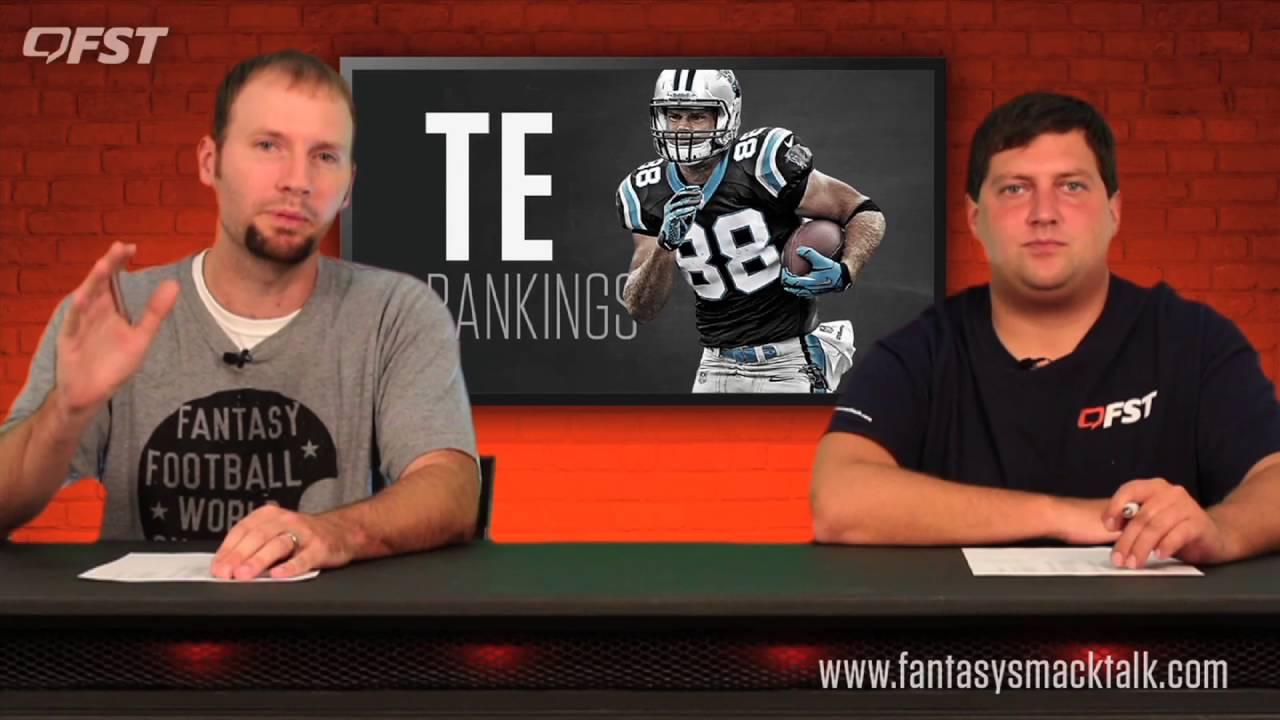 Fantasy Football Week 2 Player Rankings thumbnail