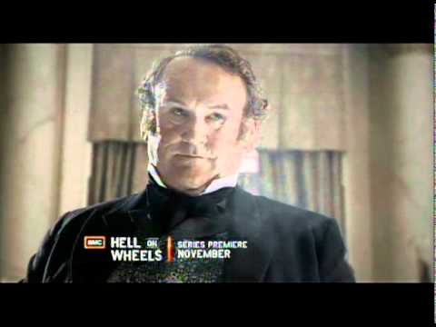 Hell on Wheels Season 1 (Promo 2)