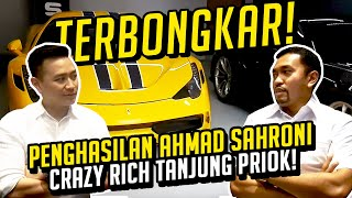 Video TERBONGKAR! PENGHASILAN AHMAD SAHRONI MP3, 3GP, MP4, WEBM, AVI, FLV Juli 2019